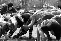 An example of a scrum
