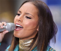 """Alicia Keys (""""Doesn't Mean Anything"""")"""