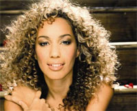 "Leona Lewis (""Happy"")"