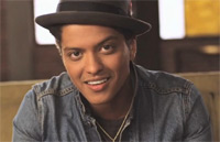"""Bruno Mars (""""Just The Way You Are """")"""